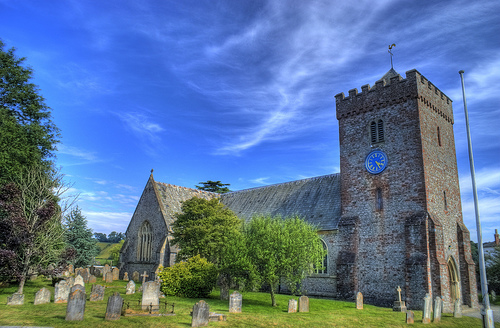 Chudleigh Parish Church Devon