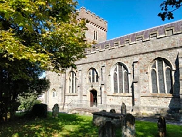 Chudleigh Parish Church, Devon, History